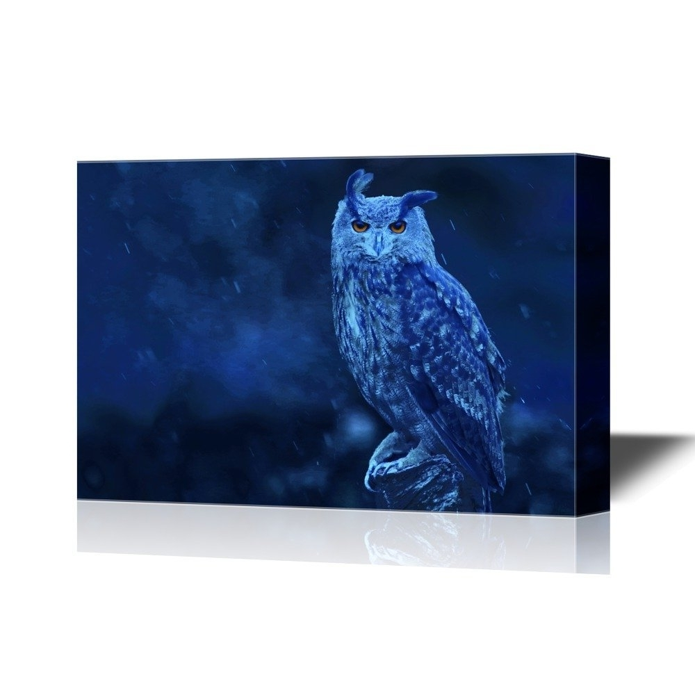 Widely Used Owl Framed Wall Art With Wall26 – Art Prints – Framed Art – Canvas Prints – Greeting (View 3 of 15)