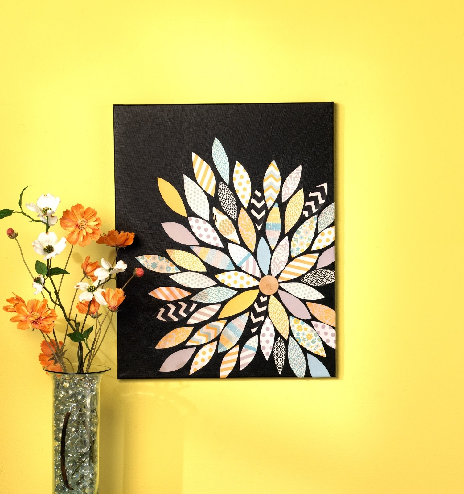 15 Best Ideas of Diy Pinterest Canvas Art