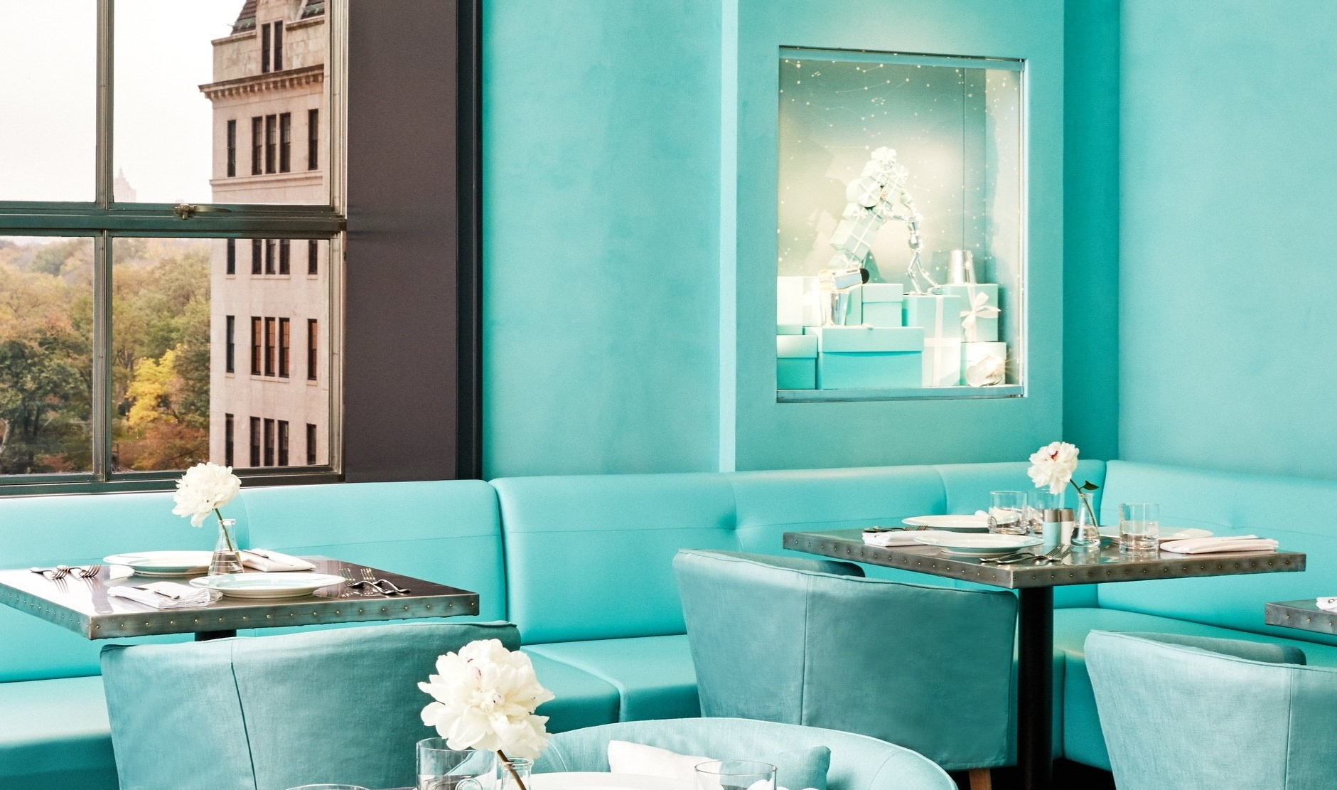 Widely Used Tiffany And Co Wall Art Pertaining To Finally, You Can Have Breakfast At Tiffany – The New York Times (View 15 of 15)