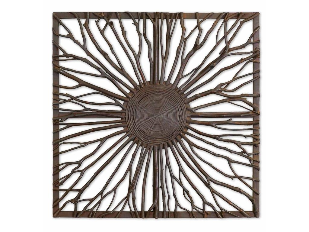 Featured Photo of Rectangular Metal Wall Art
