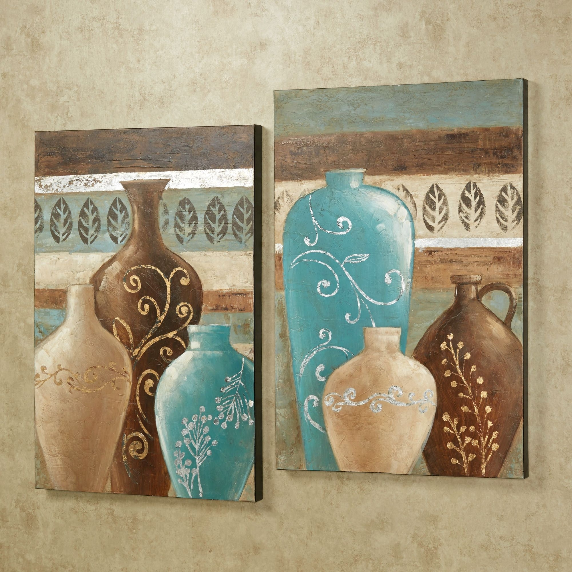 Widely Used Wall Art Designs: Canvas Wall Art Sets Themed Canvas Art Touch Of Pertaining To Matching Wall Art (View 7 of 15)