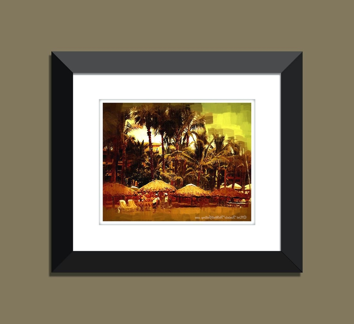 Featured Photo of 3D Little Brown Pony Wall Art Decor