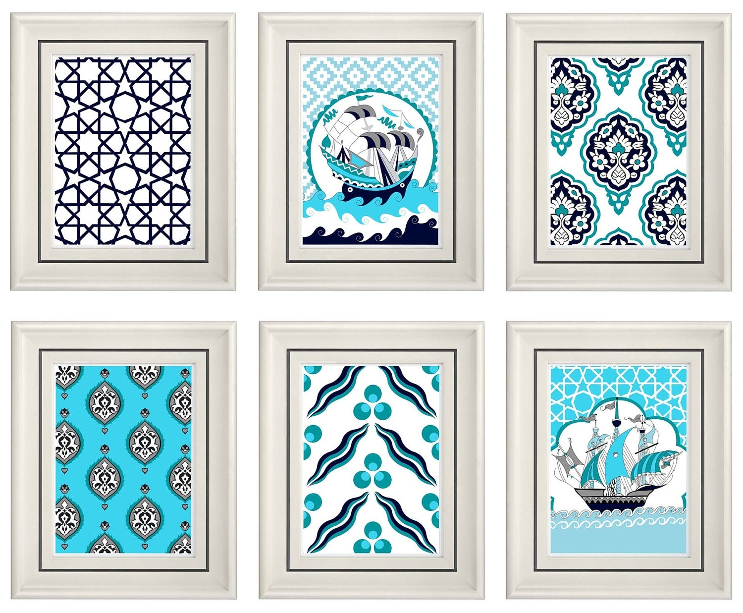 Widely Used Wall Decor Turquoise – World Market Home Furnishings With Red And Turquoise Wall Art (View 10 of 15)