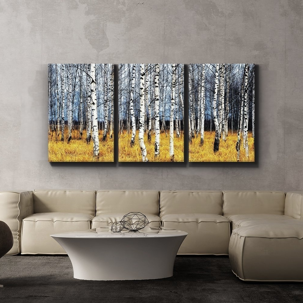 Widely Used Wall26 – Art Prints – Framed Art – Canvas Prints – Greeting Regarding Aspen Tree Wall Art (View 15 of 15)