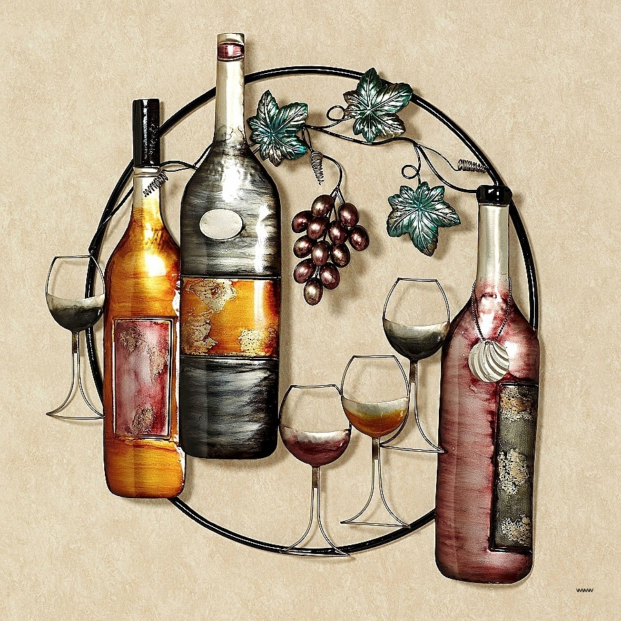 Wine Theme Wall Art In Most Up To Date Wall Art Awesome Wine Themed Wall Art High Resolution Wallpaper (View 14 of 15)