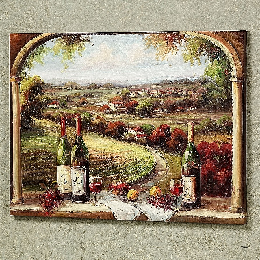 Wine Themed Wall Art Luxury 2018 Popular Vineyard Wall Art Hi Res Throughout Widely Used Vineyard Wall Art (View 13 of 15)