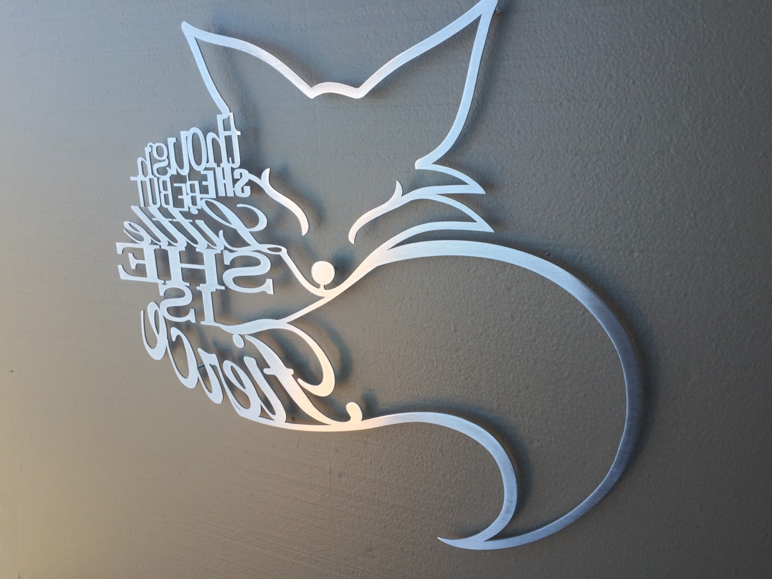 Wire Wall Art Decors Within Fashionable Wall Art: Best Design About Home Decor Metal Wall Art Decorative (View 15 of 15)