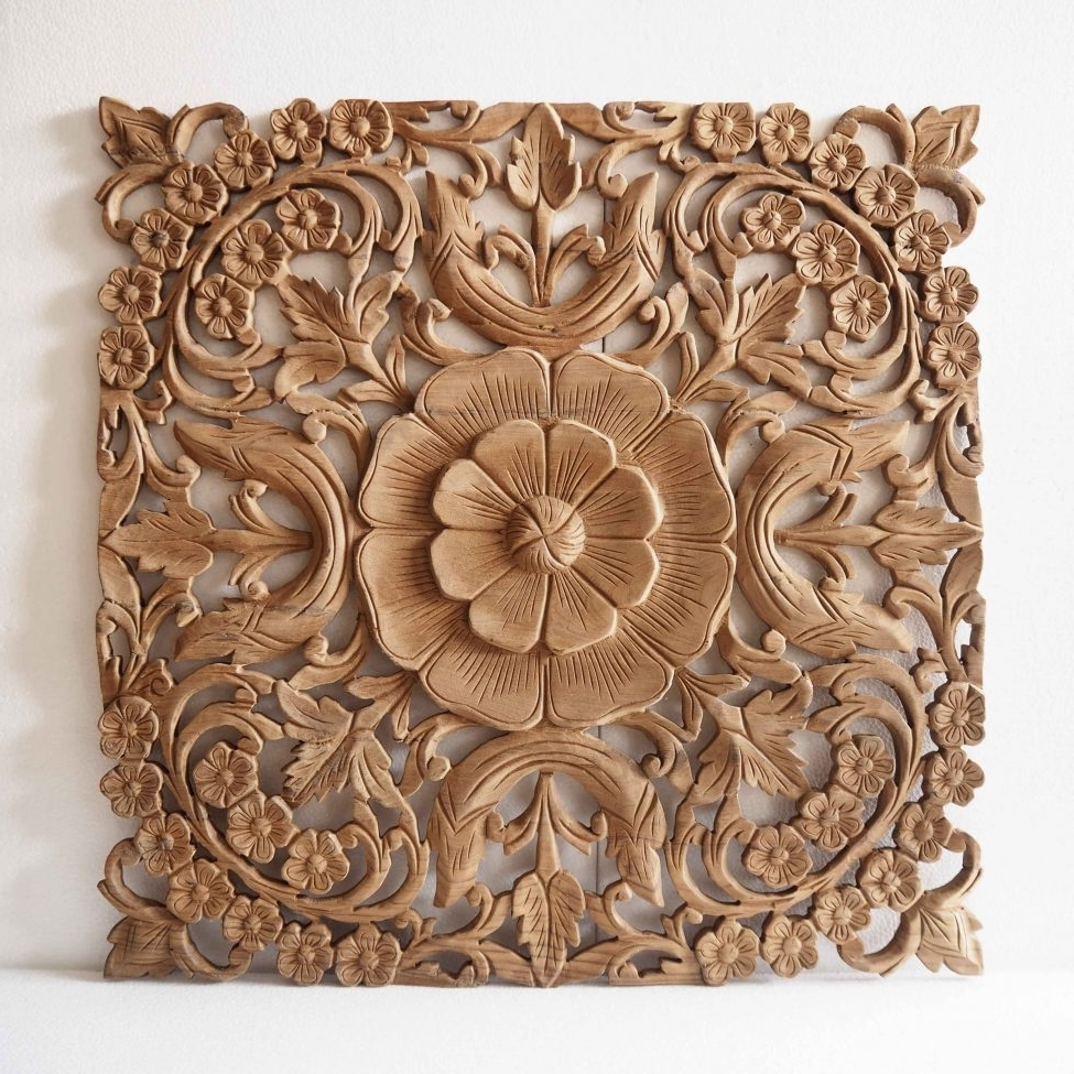 Wood Wall Art Panels For Most Recent Wall Art Design Ideas: Awesome Wooden Wall Art Panels 77 For Your (View 8 of 15)