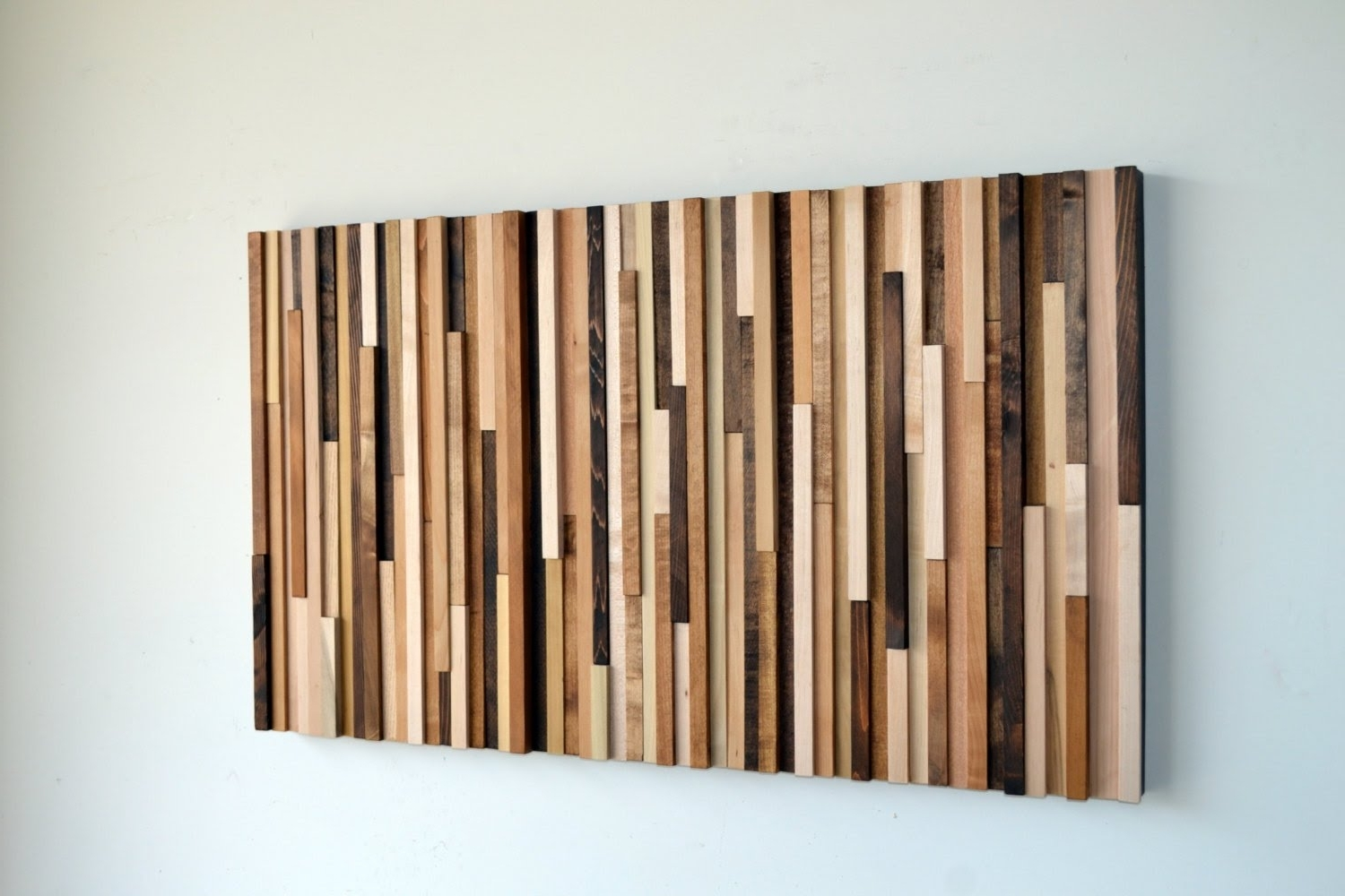 Wood Wall Art – Youtube In Most Popular Wood Panel Wall Art (View 15 of 15)