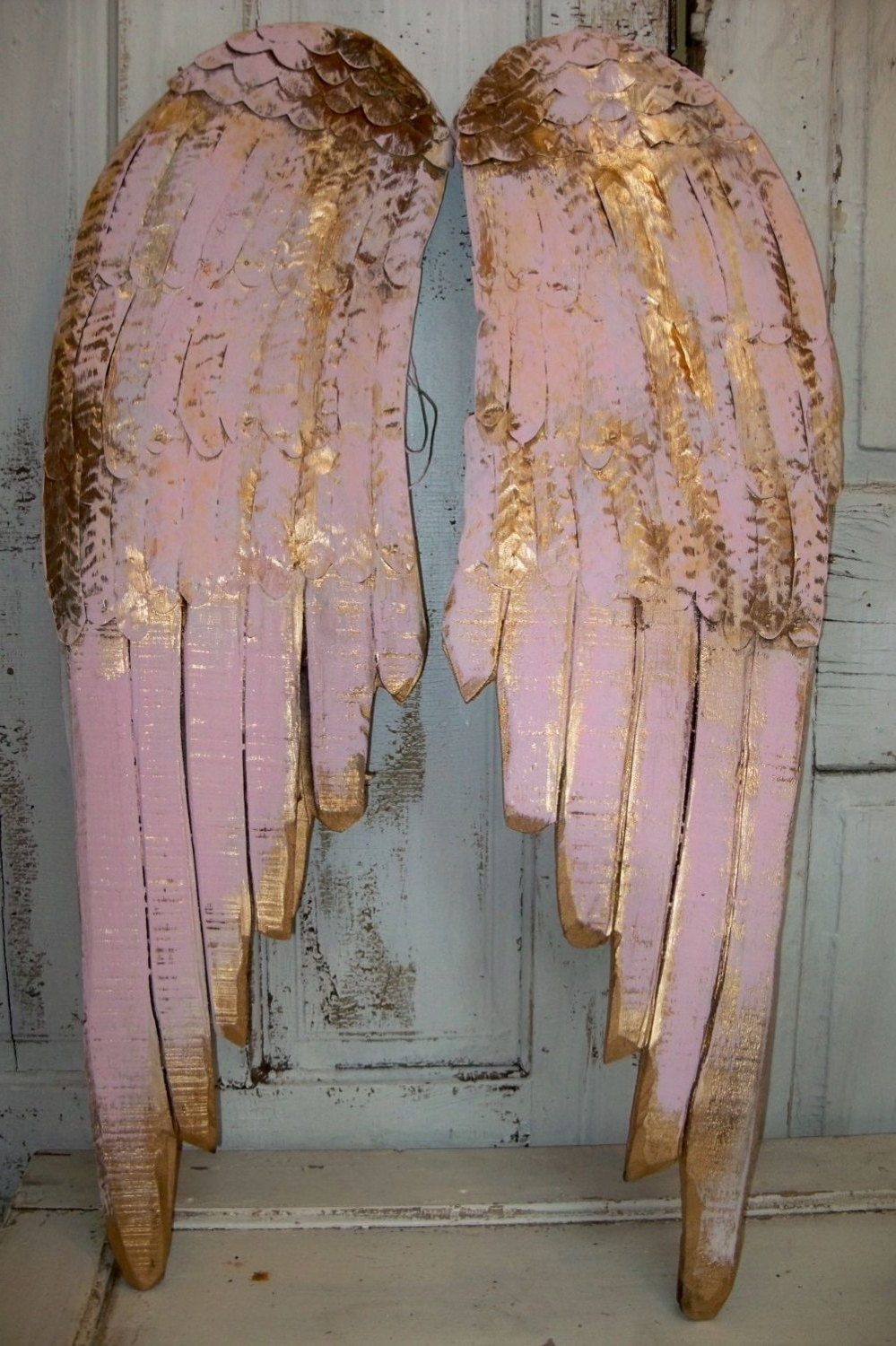 Wooden Angel Wings Wall Art – Dronemploy #086E41Ef646C Pertaining To Current Angel Wings Wall Art (View 15 of 15)