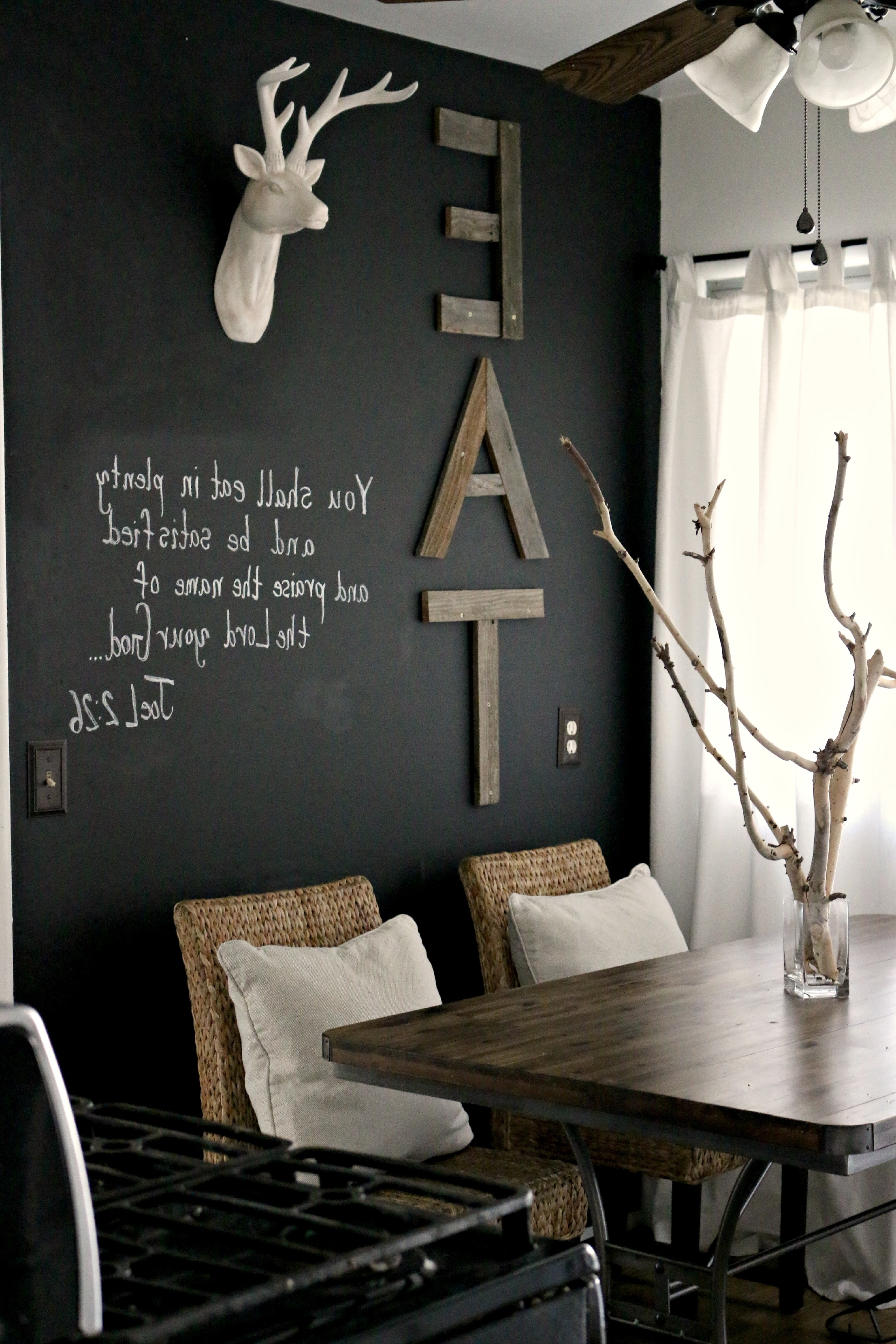 Wooden In Well Known Kitchen And Dining Wall Art (View 10 of 15)