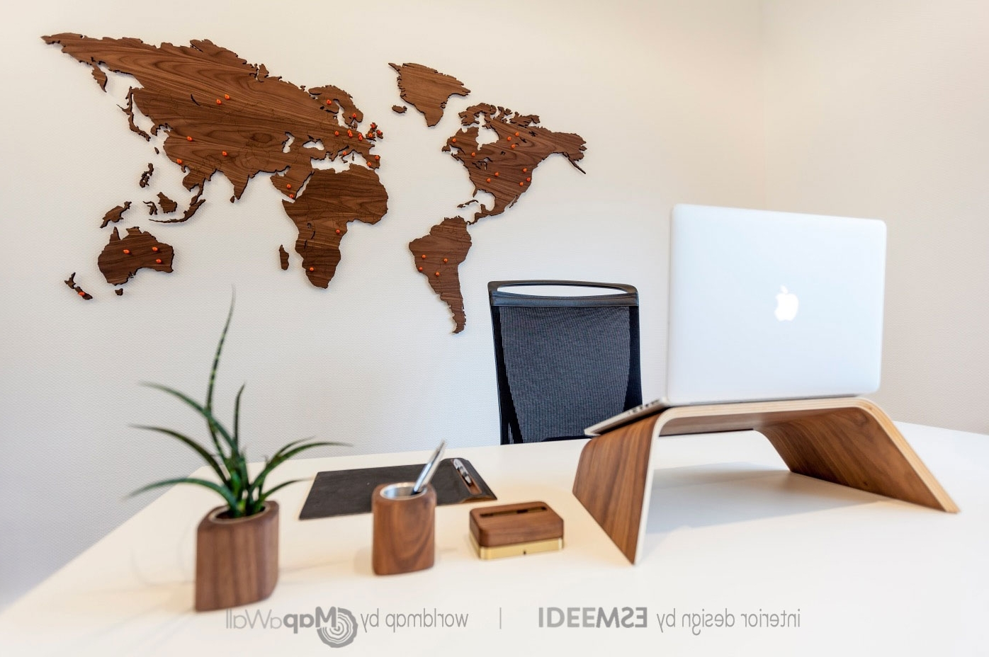 World Map Wood Wall Art Regarding Newest Wooden World Map Wall Art And – Roundtripticket (View 13 of 15)