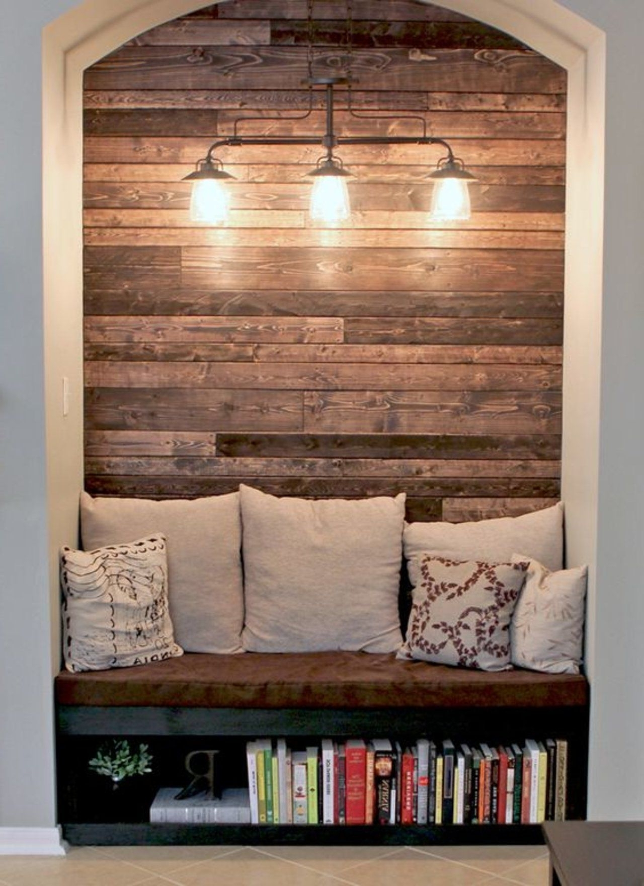10 Signs Wood Accent Walls Are The Next Hot Home Decor Trend With Preferred Wood Wall Accents (View 1 of 15)