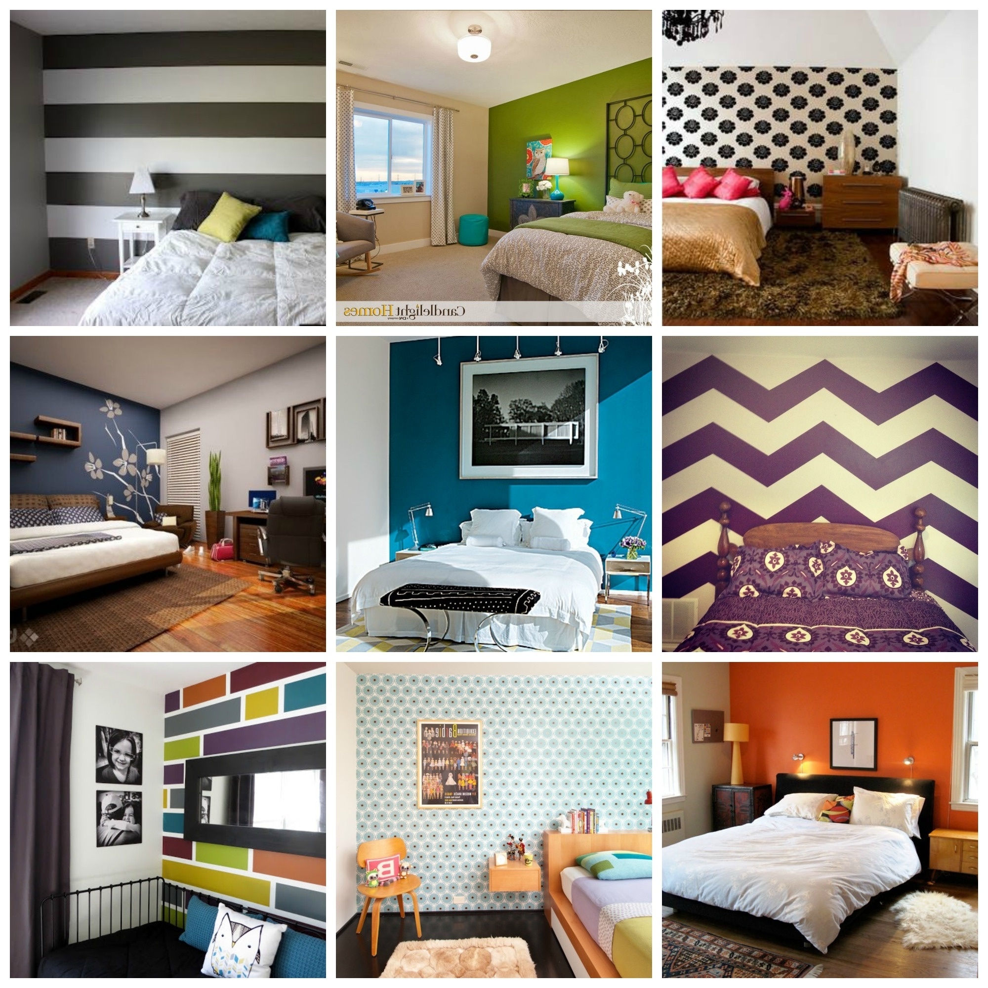 1000 Ideas About Striped Accent Walls On Pinterest Stripe Simple Within Current Wall Accent Decals (View 1 of 15)