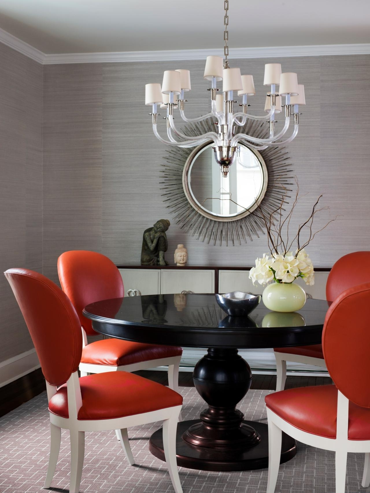 15 Ways To Dress Up Your Dining Room Walls (Gallery 11 of 15)