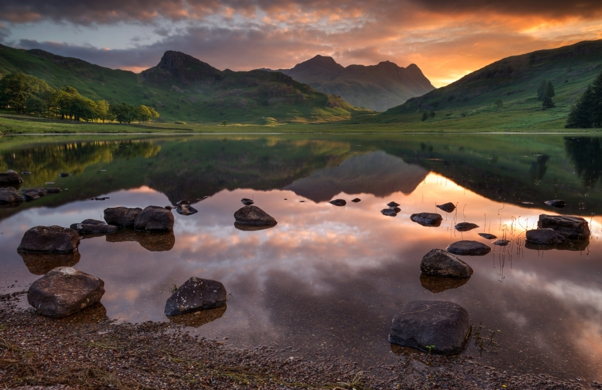 2017 Best Landscape Photography Canvas Prints Wall Art For Sale Regarding Lake District Canvas Wall Art (View 1 of 15)
