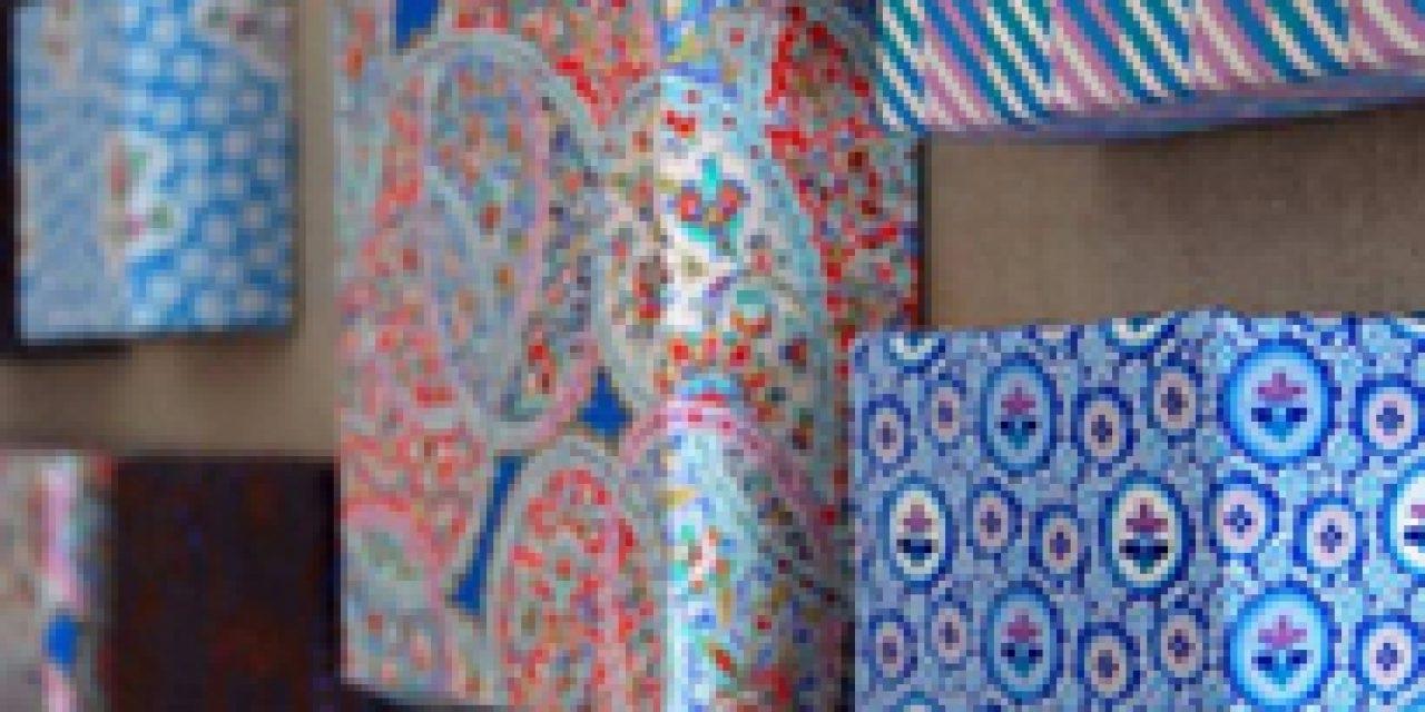 2017 No Sew Fabric Wall Art Within Jennifer's Fabric Focus ~ No Sew Fabric Wall Art (View 3 of 15)
