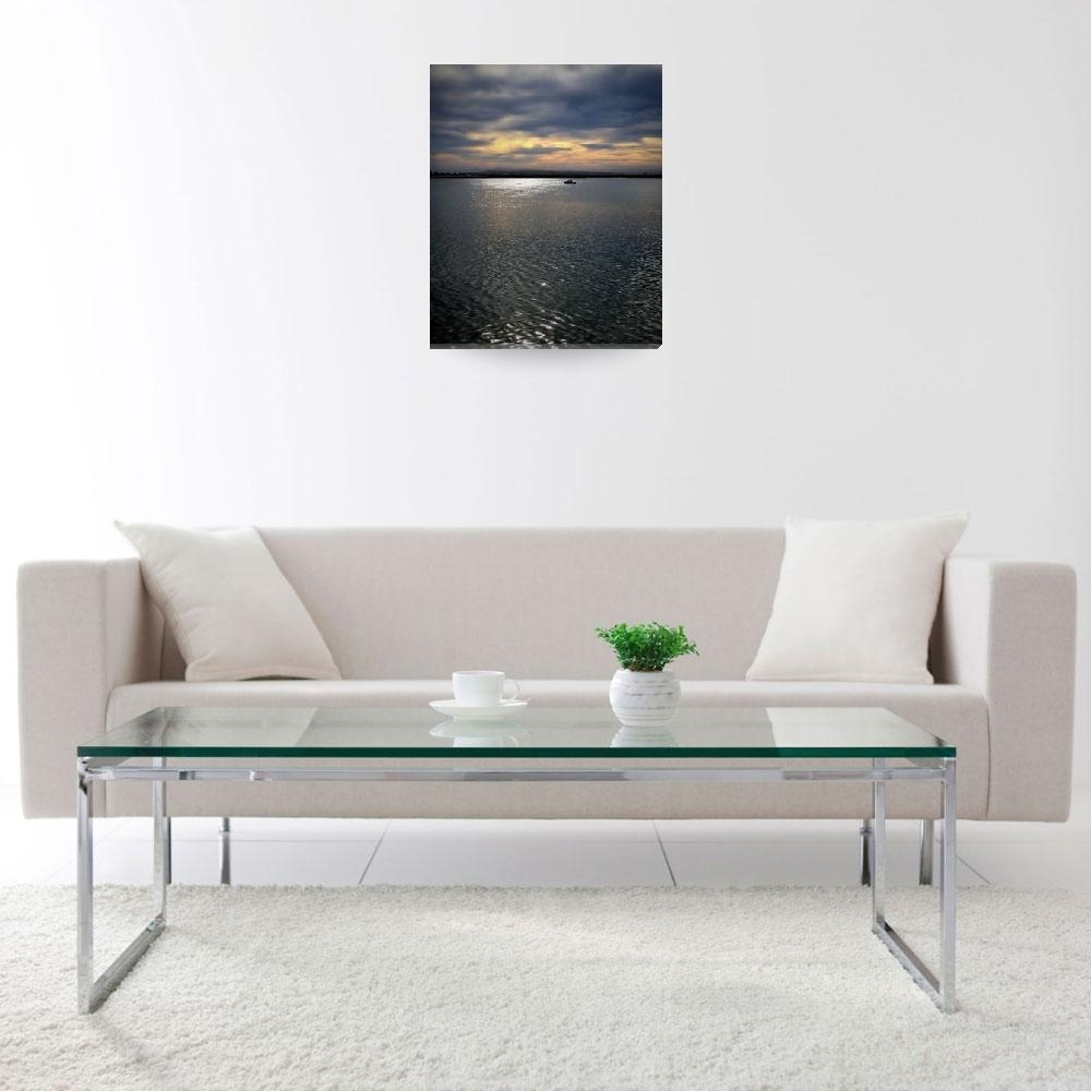 "2018 Port Elizabeth Canvas Wall Art Regarding Stunning ""port Elizabeth"" Artwork For Sale On Canvas Prints (Gallery 2 of 15)"