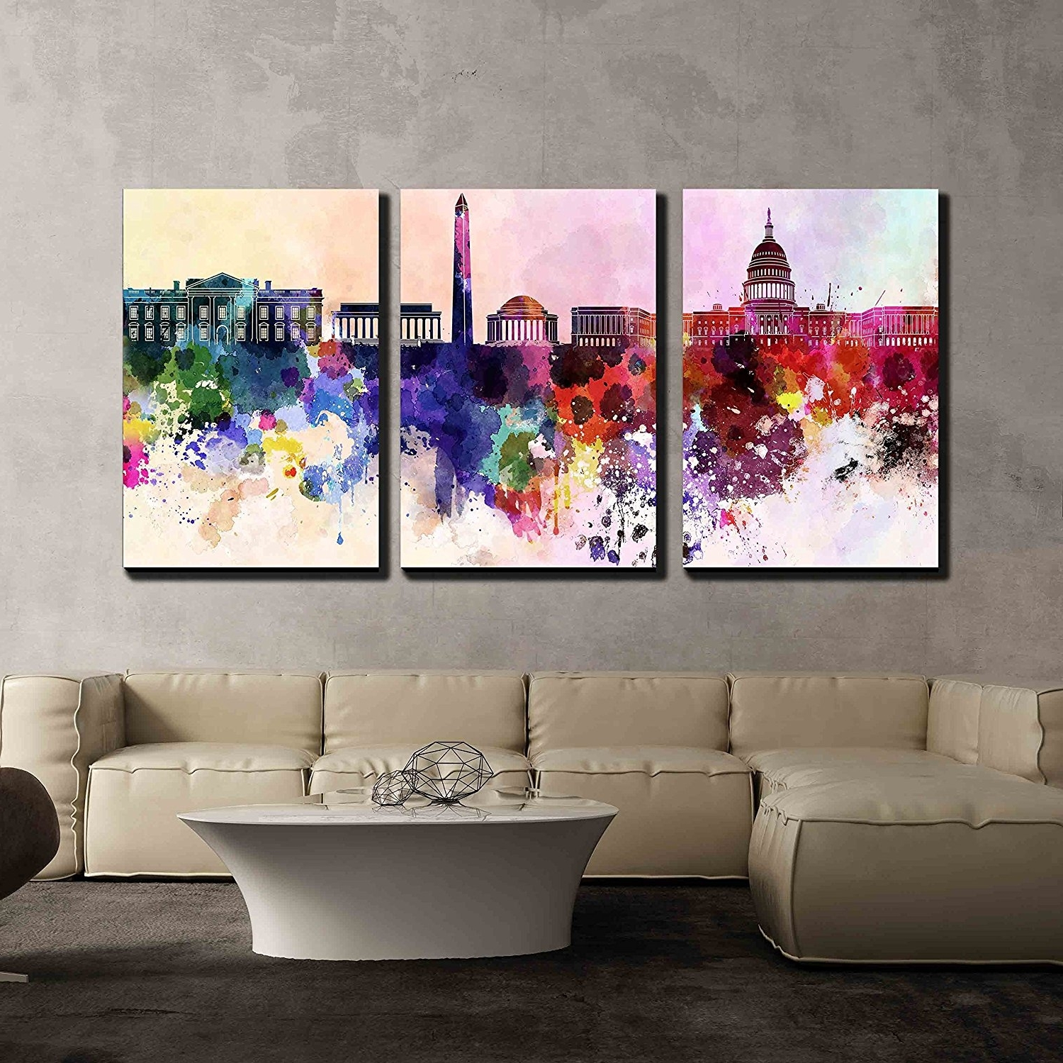 2018 Washington Dc Framed Art Prints For Wall26 – Art Prints – Framed Art – Canvas Prints – Greeting (View 10 of 15)
