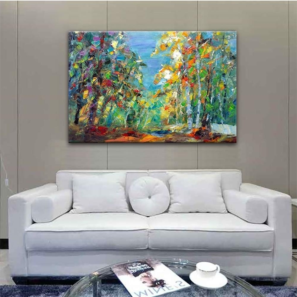 30 X 45cm Wall Art Canvas Prints Original Oil With Canvas Wall Art Of Philippines (View 11 of 15)
