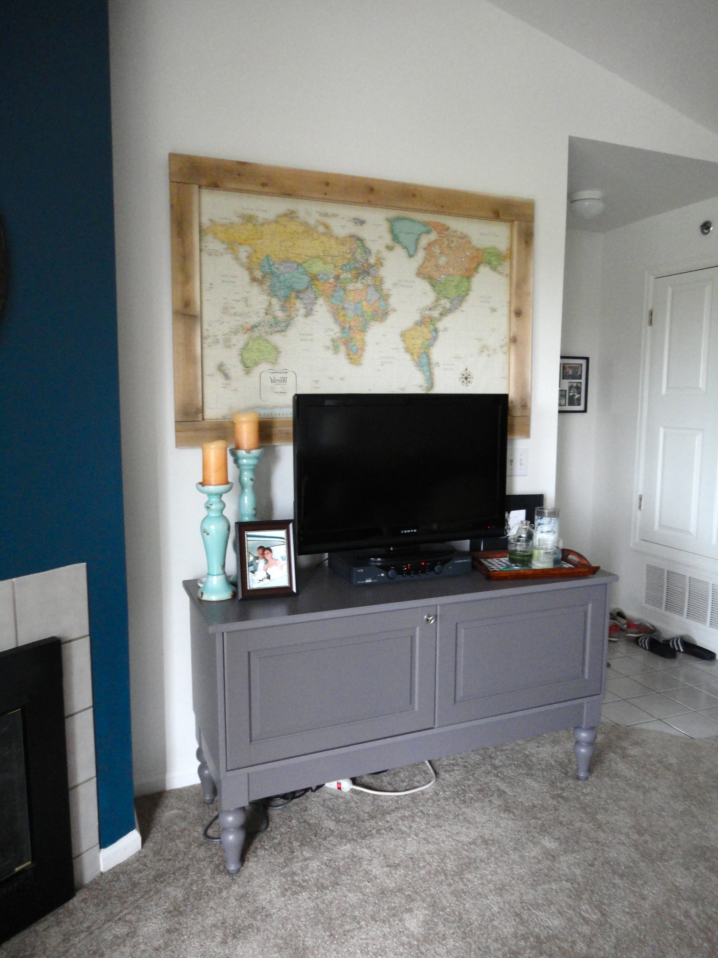 60 Budget Friendly Diy Large Wall Decor Ideas (View 1 of 15)