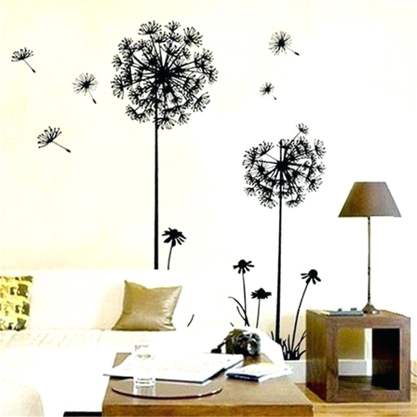 Adhesive Art Wall Accents Pertaining To Widely Used Removable Wall Art (View 4 of 15)