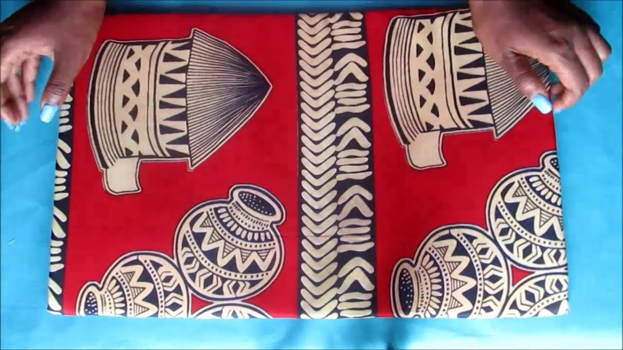 Ankara Fabric Wall Art Inside Fashionable Beautarie Home Ep.4: Diy Fabric Wall Art Afican Print (View 6 of 15)