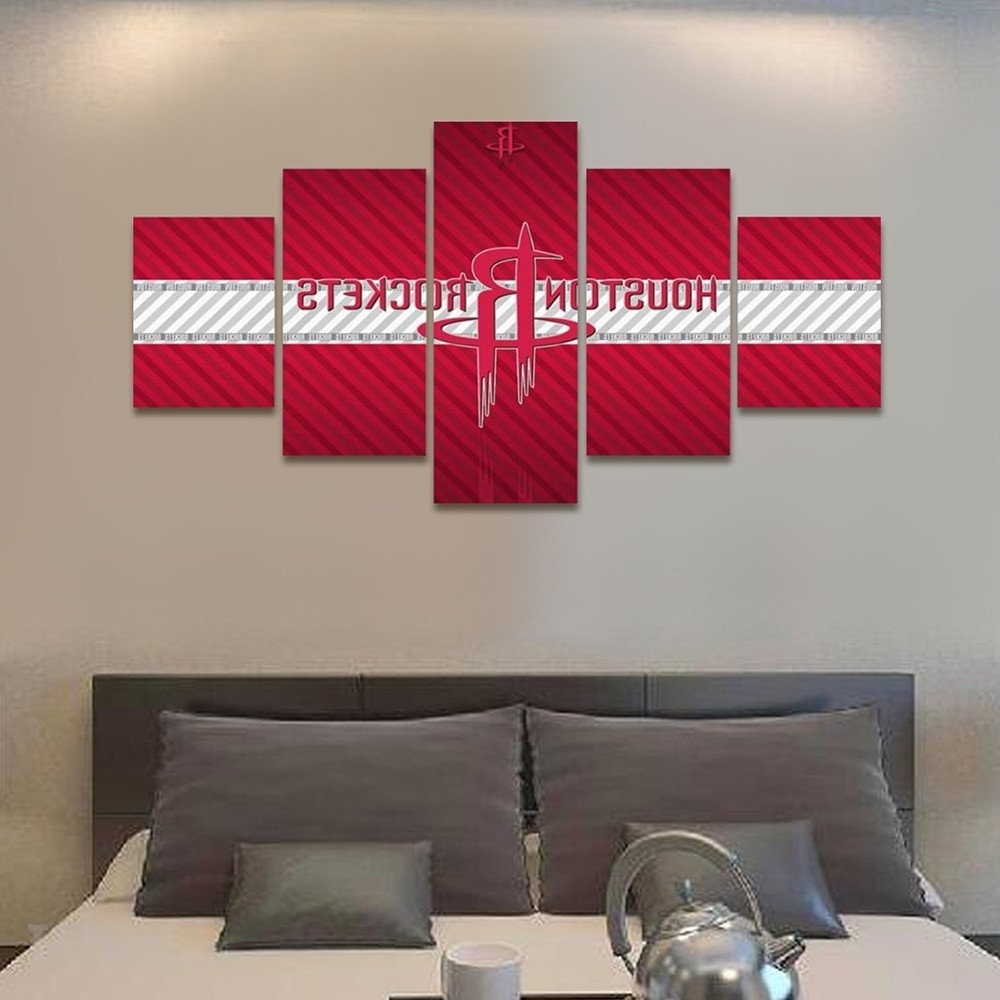 Art Decor Regarding Houston Canvas Wall Art (Gallery 6 of 15)