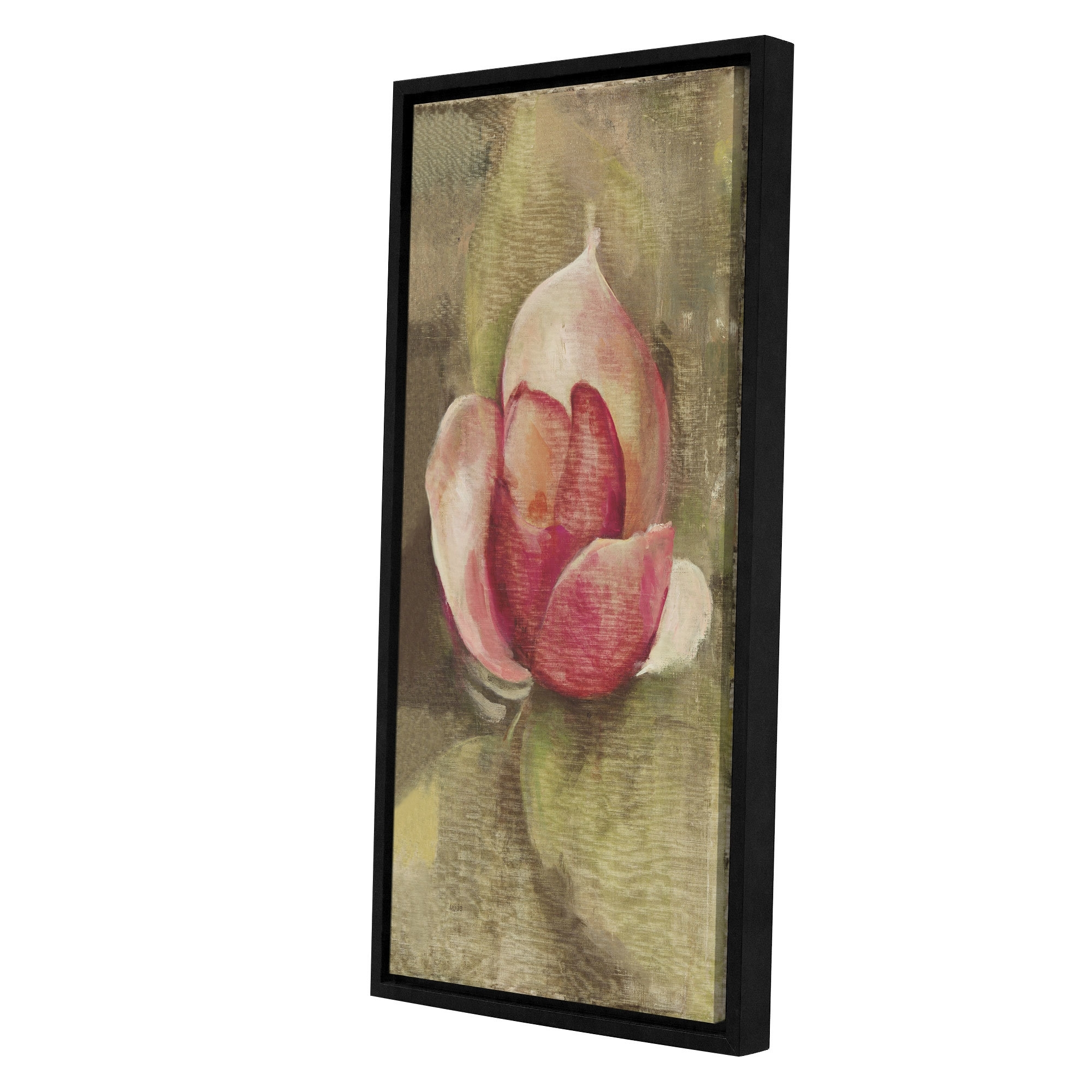 Artwall 'pink Blossom'cheri Blum Framed Painting Print On Within Well Known Cheri Blum Framed Art Prints (View 3 of 15)