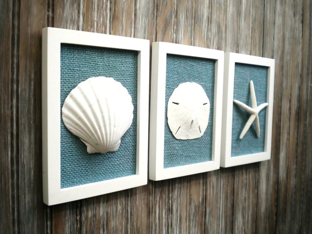 Beach Themed Canvas Wall Art Inside Most Current Wall Arts ~ Diy Beach Themed Wall Art Beach Themed Canvas Wall Art (View 1 of 15)