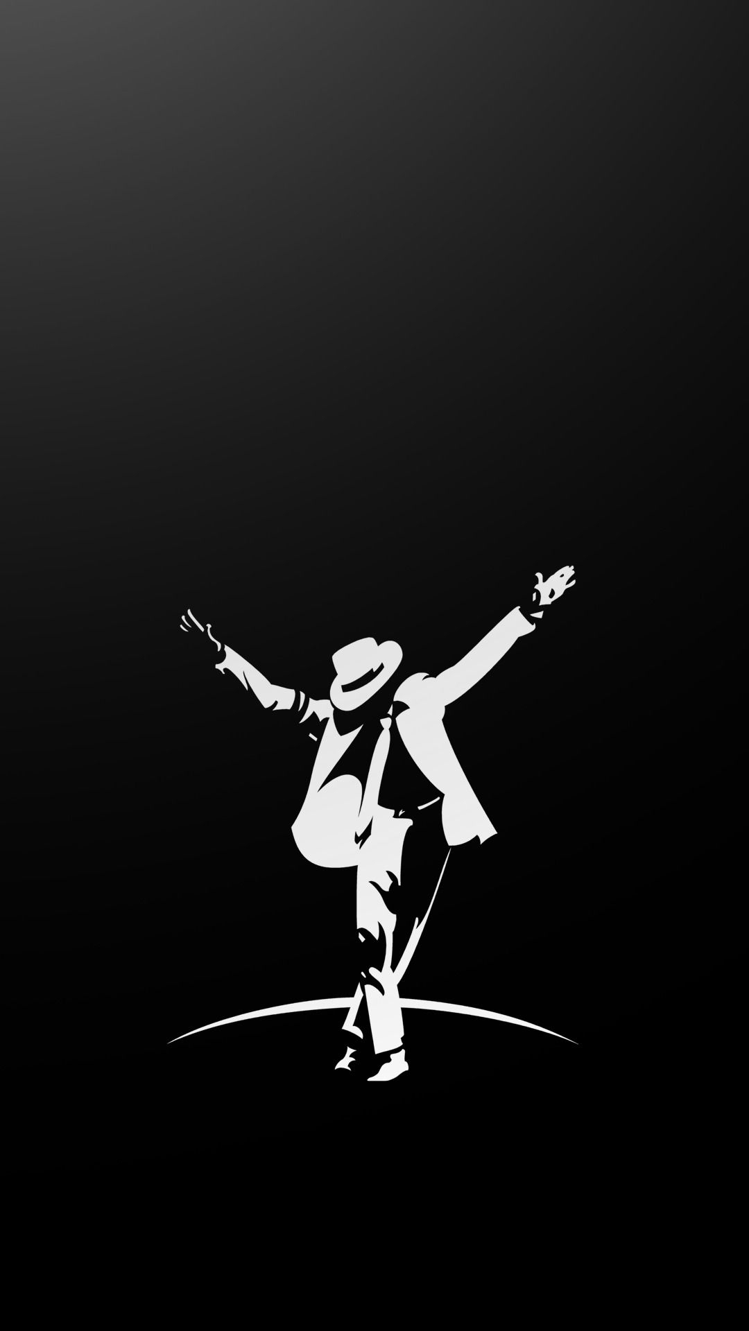 Best And Newest Michael Jackson Canvas Wall Art Within Michael Jackson Dancing Art #iphone #7 #wallpaper (View 3 of 15)