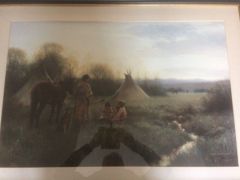 Best And Newest Robert Duncan Framed Art Prints With 4 Robert Duncan Native American Prints (View 3 of 15)