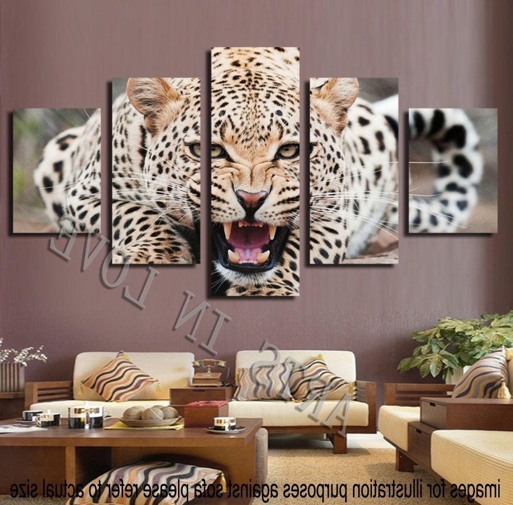 Best And Newest Safari Canvas Wall Art Inside Wall Art Designs: Marvelous Natural Animal Print Canvas Wall Art (View 12 of 15)