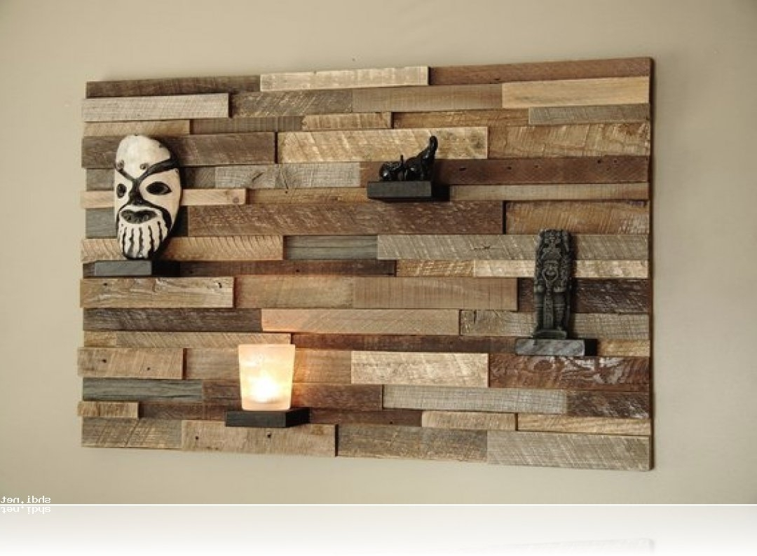 Best And Newest Wall Art Accents Within Marvellous Modern Wood Wall Panels Simple Home Design Amp Ideas (View 4 of 15)
