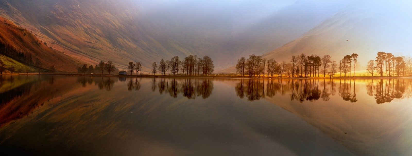 Best Panoramic Canvas Prints For Sale Buttermere Lake District With Recent Lake District Canvas Wall Art (View 3 of 15)
