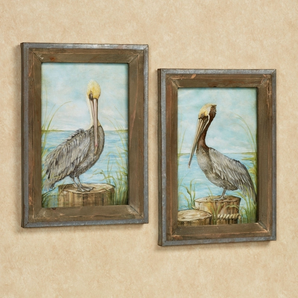Birds Framed Art Prints For Most Up To Date Framed Art Prints Touch Of Class Regarding Top 76 Sea Bird Wall (View 3 of 15)