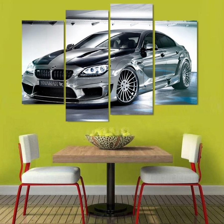 Gallery of Bmw Canvas Wall Art (View 14 of 15 Photos)