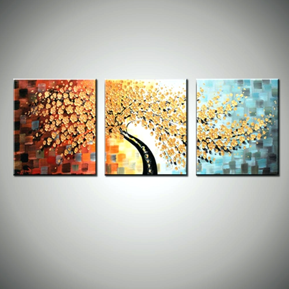 Canvas Wall Art At Target Intended For Popular Wall Arts ~ Colorful Canvas Wall Art Colorful Birds Canvas Wall (Gallery 8 of 15)