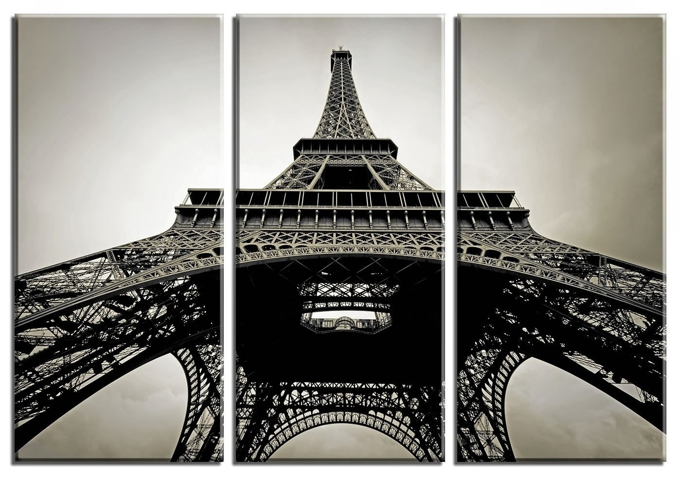 Canvas Wall Art Of Paris With Regard To Trendy Entrancing 40+ Paris Wall Decor Decorating Design Of 25+ Best (Gallery 9 of 15)