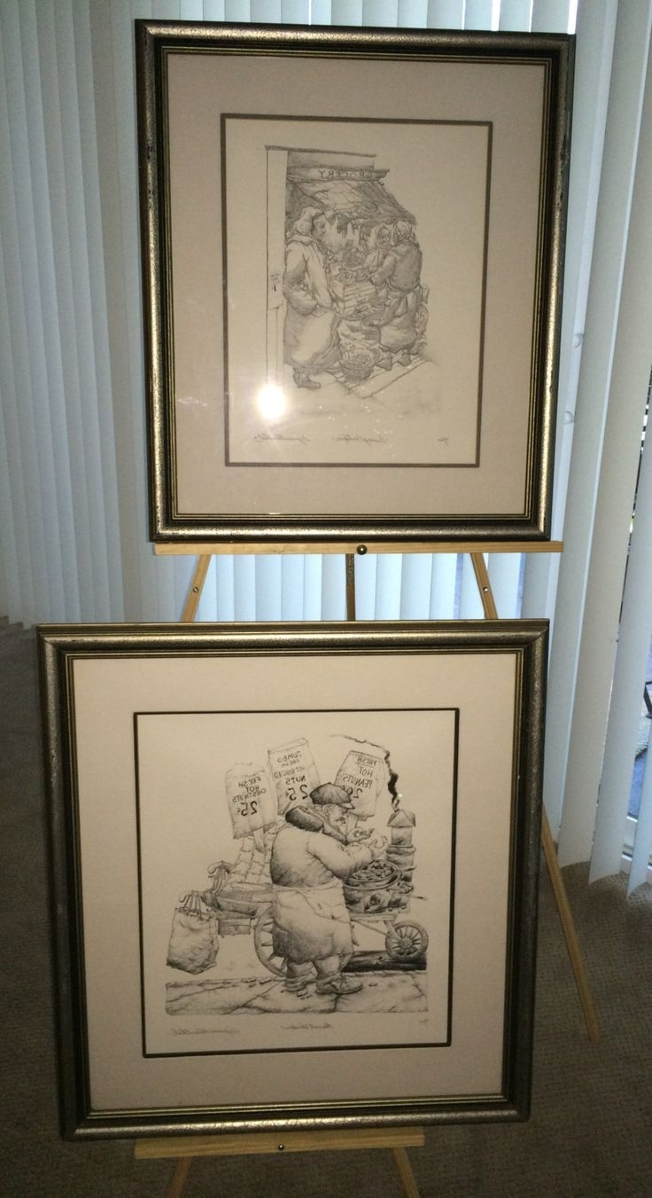 Christmas Presents Regarding Latest Christmas Framed Art Prints (Gallery 11 of 15)