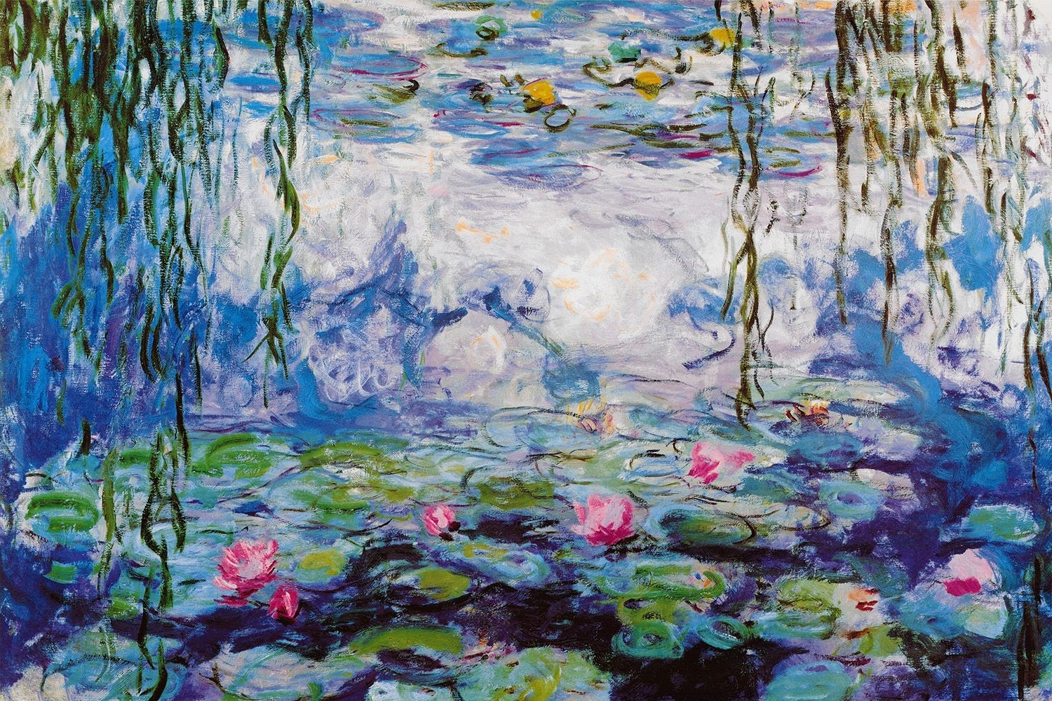 Claude Monet Throughout 2017 Monet Canvas Wall Art (View 3 of 15)