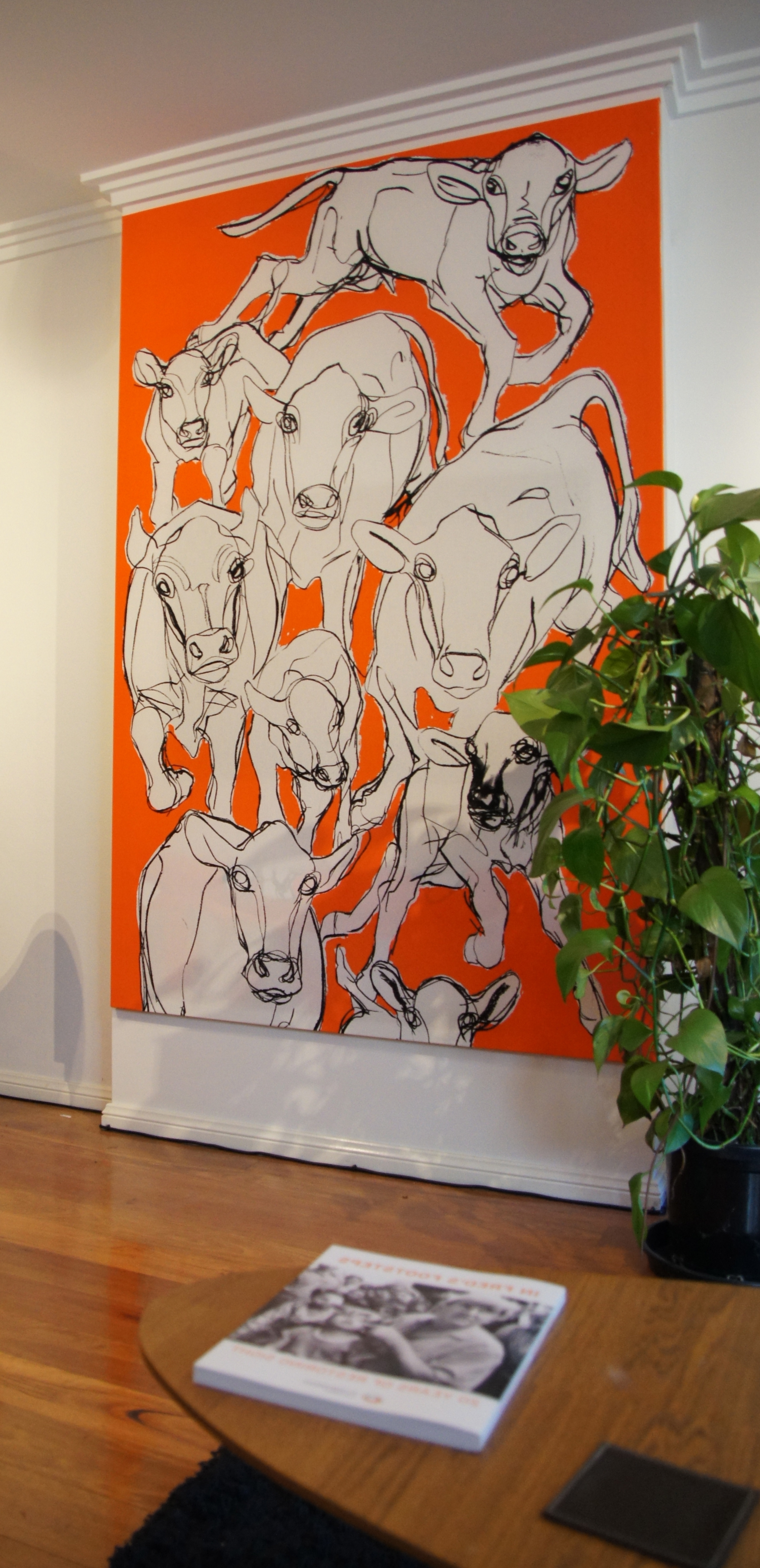 Cow Wall (View 4 of 15)