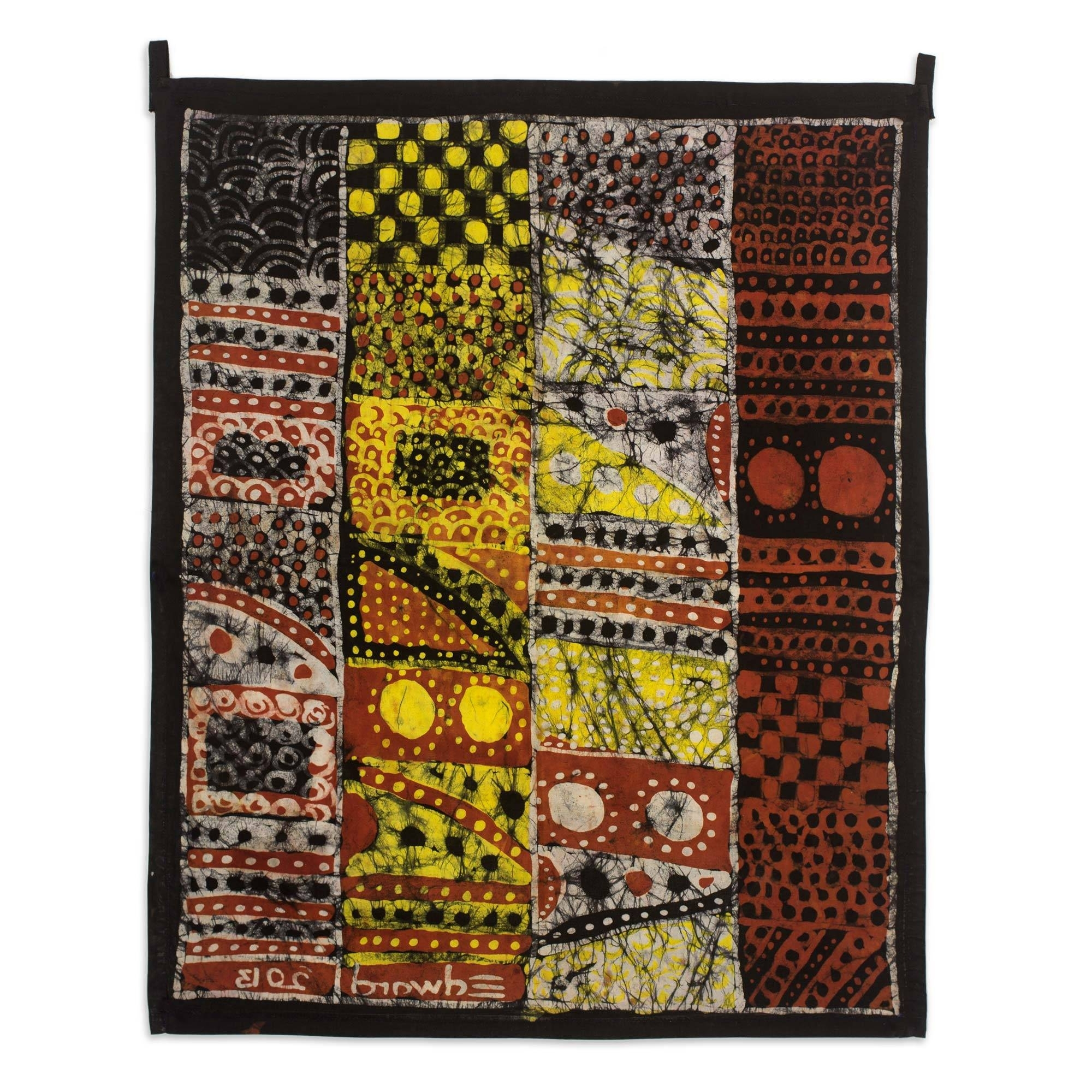 Current African Fabric Wall Art Inside Batik Wall Hangings At Novica (Gallery 12 of 15)