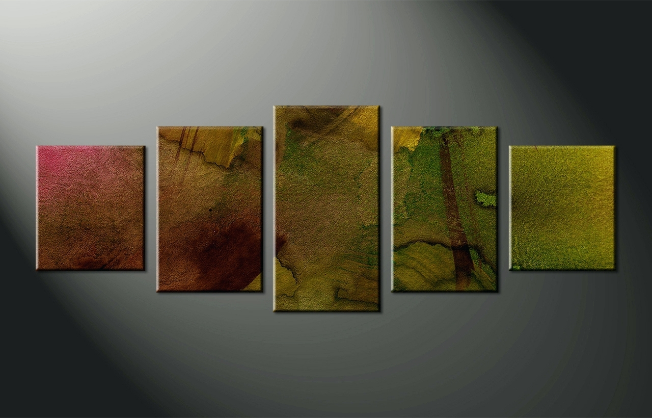 Current Canvas Wall Art Pairs Pertaining To Wall Arts ~ Large 3 Panel Wall Art Large Wood Panel Wall Art  (View 2 of 15)