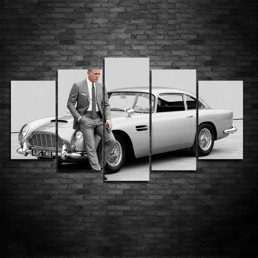 Current Online Get Cheap Skyfall Poster Canvas  Aliexpress (View 3 of 15)