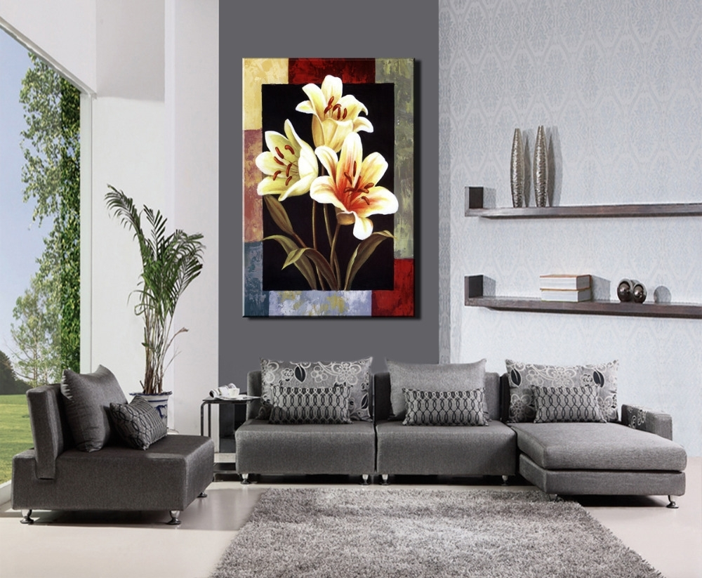 Current Wall Art Designs: Modern Canvas Wall Art 1 Pieces Modern Canvas Intended For Modern Canvas Wall Art (Gallery 9 of 15)
