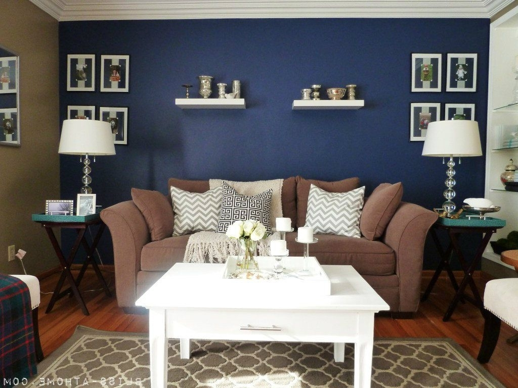 Featured Photo of Navy Wall Accents