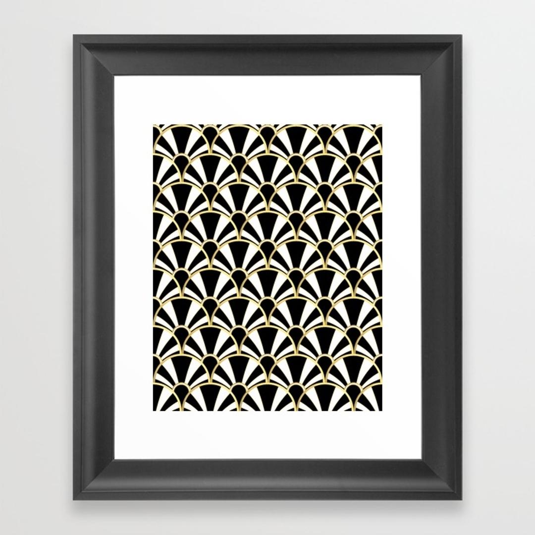 Decofan Framed Art Prints (Gallery 1 of 15)
