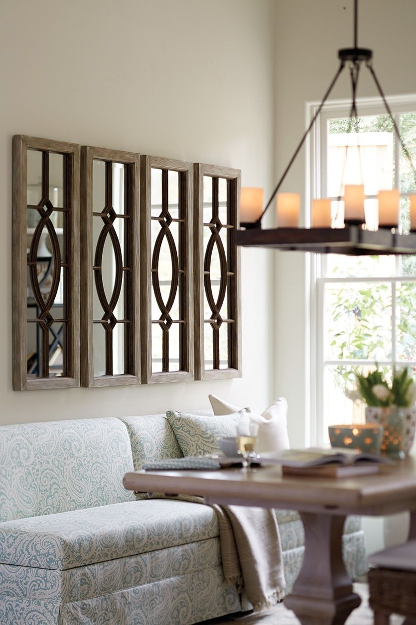 Decorating With Architectural Mirrors (Gallery 2 of 15)
