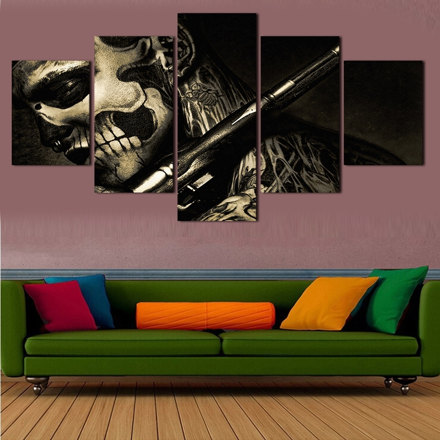 Designs : 5 Piece Canvas Wall Art Kohls Also 5 Piece Canvas Wall With Most Up To Date Kohls 5 Piece Canvas Wall Art (View 1 of 15)